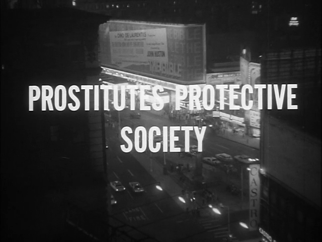 Prostitutes protective society 1966 - 3 part 1