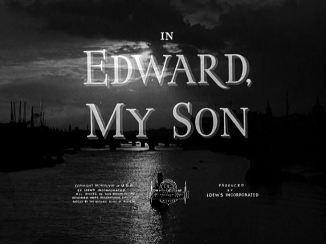 Edward, My Son (1949) Free Download | Rare Movies | Cinema of the World