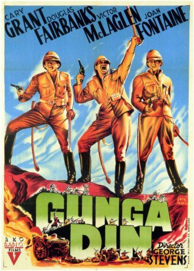 Gunga Din 1939 Free Download Rare Movies Cinema Of The World 'if you don't fill up my helmet, gunga din!' 'e would dot an' carry one. gunga din 1939 free download rare